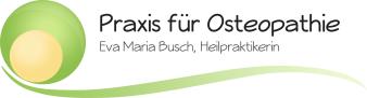 Praxis für Osteopathie Busch Ganzheitliche Therapie - individuell abgestimmt auf Sie.
